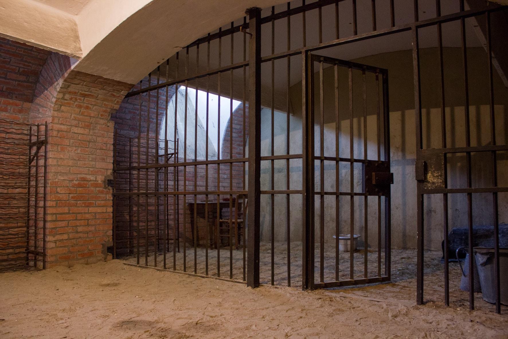 prison et cave Cinévaugien