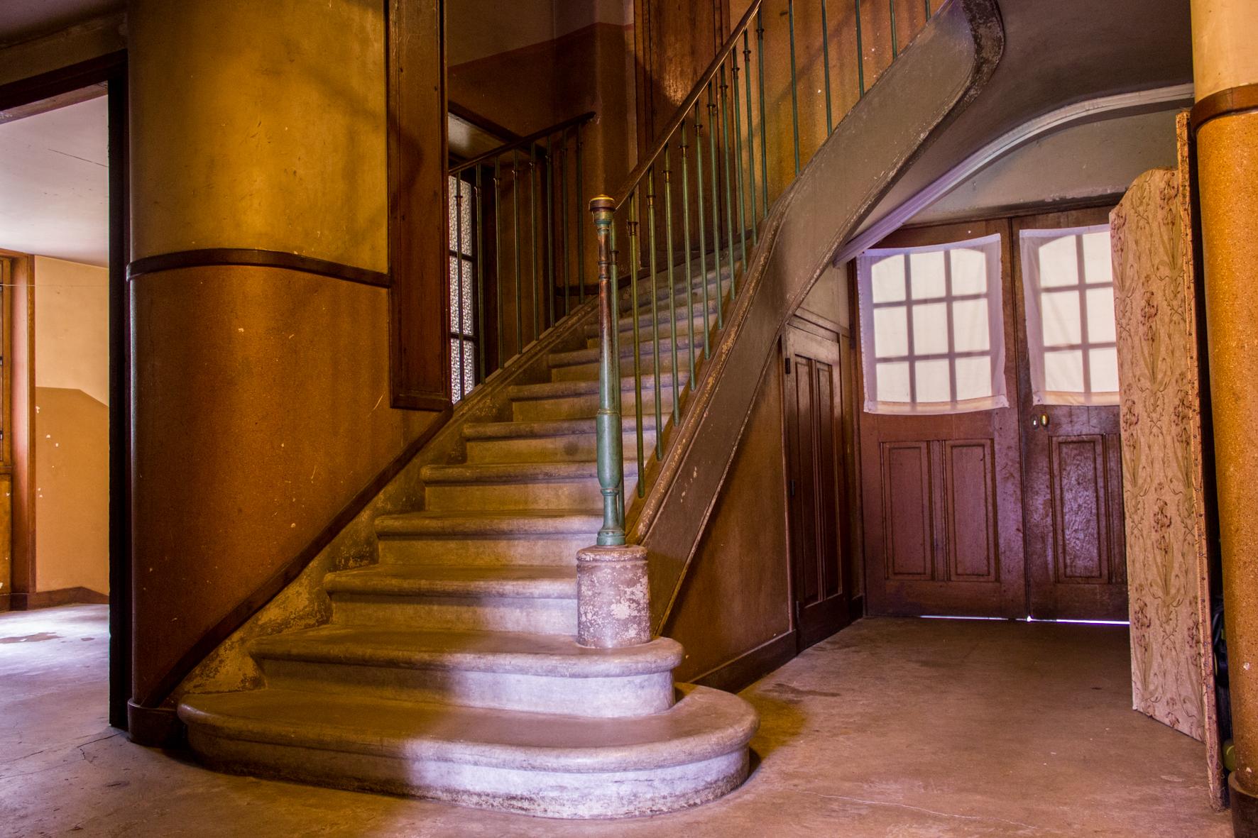 Escaliers Cinévaugien