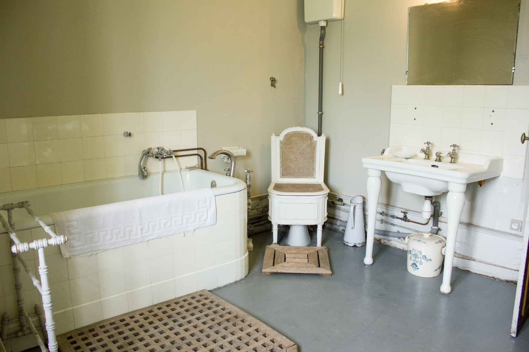 Salle de bains Cinévaugien